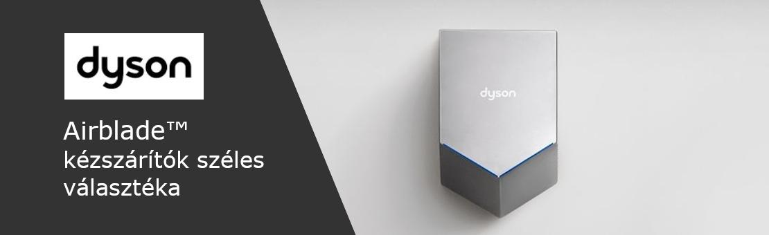 Dyson Airblade kézszárítók